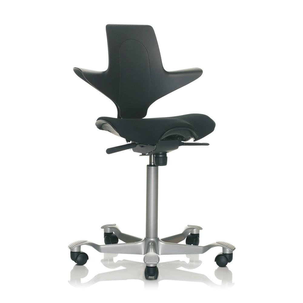 Hag capisco puls 8020 ergonomic office chair from posturite for Ergonomic chair