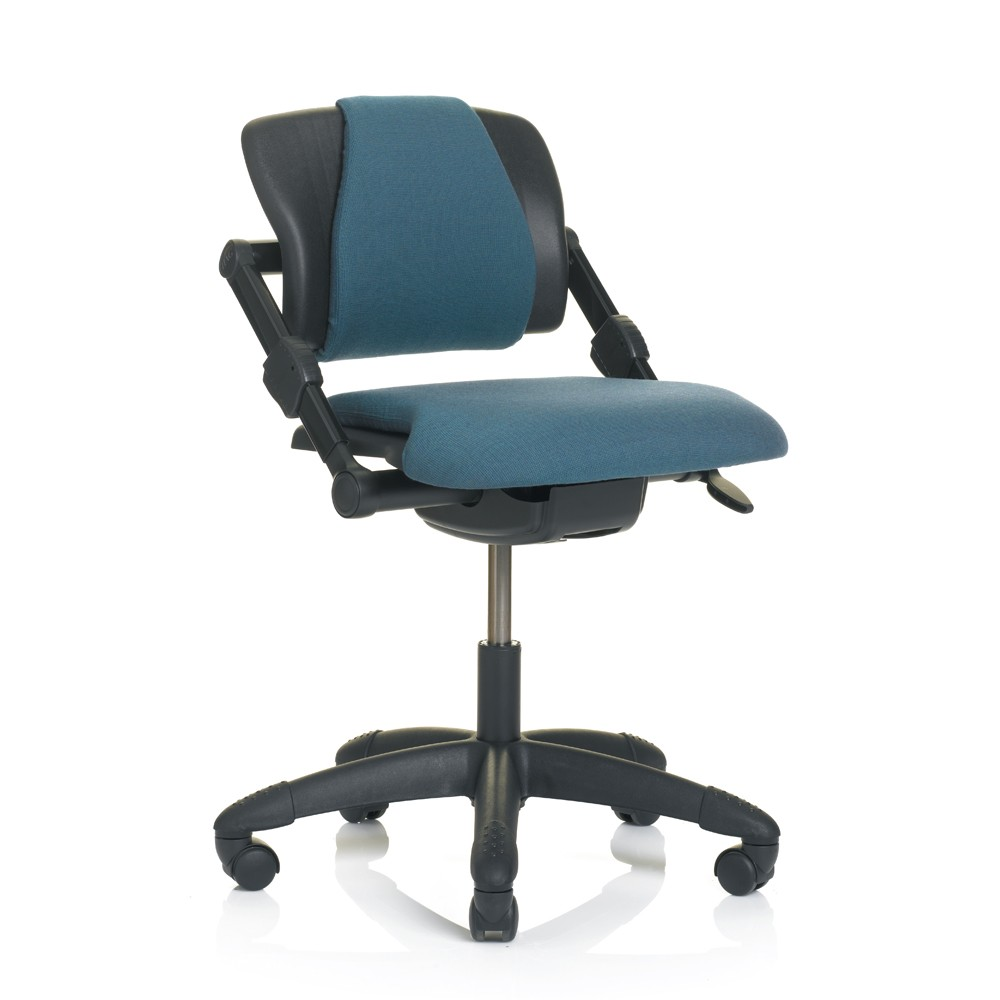 Hag h03 330 ergonomic office chair from posturite for Ergonomic chair