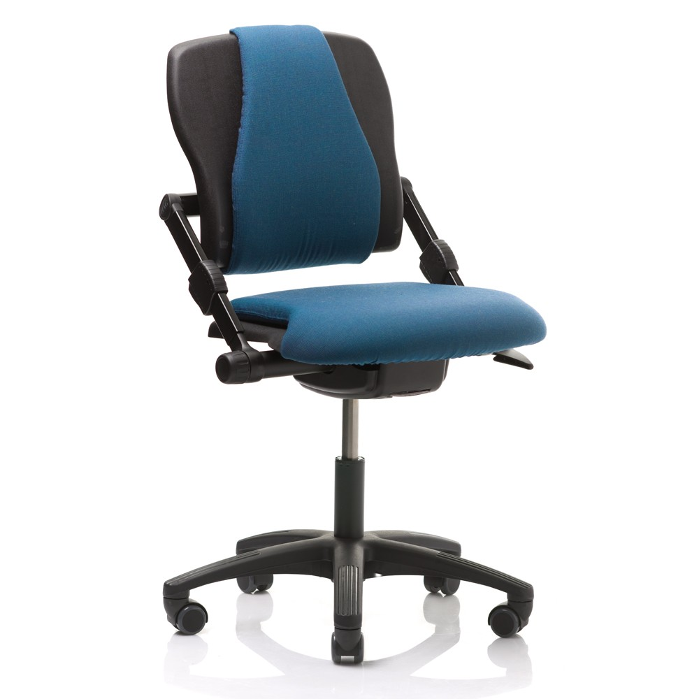 hag h03 340 ergonomic office chair from posturite. Black Bedroom Furniture Sets. Home Design Ideas