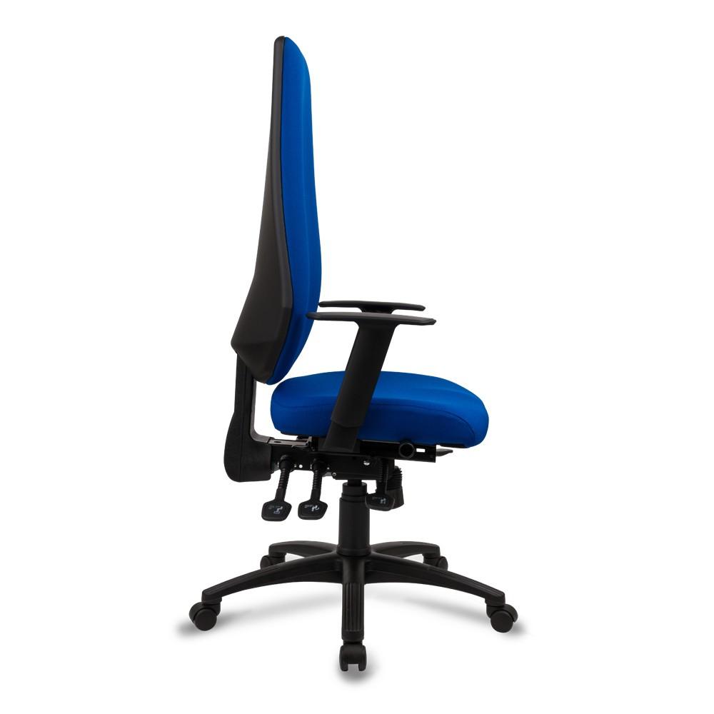 positiv me 400 task ergonomic chair from posturite