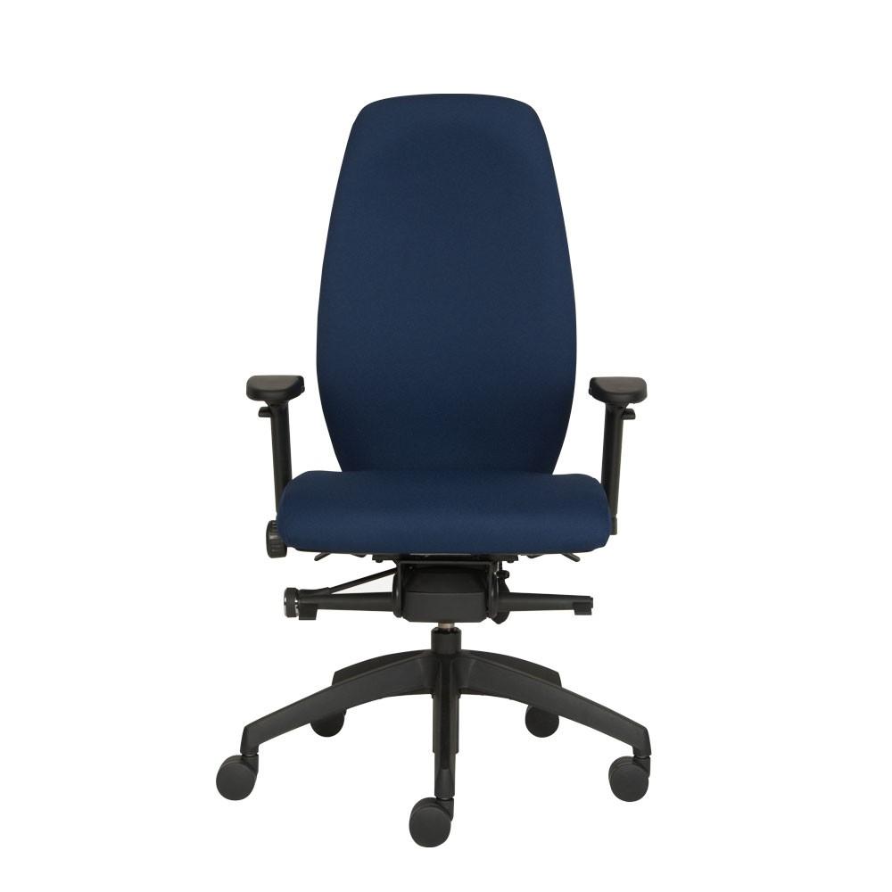 Baseball desk chair - Positiv Plus High Back Ergonomic Office Chair