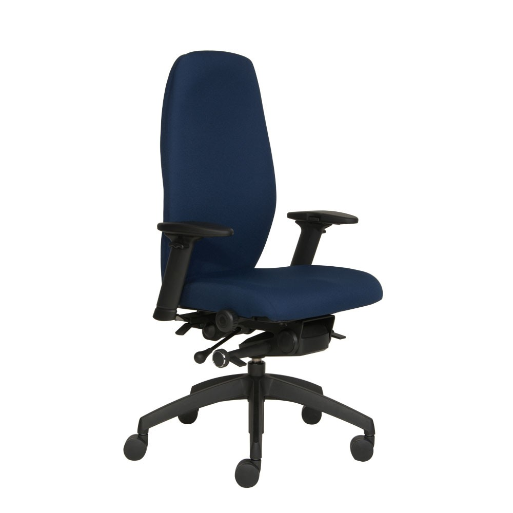 High office chair -  Positiv Plus High Back Ergonomic Office Chair