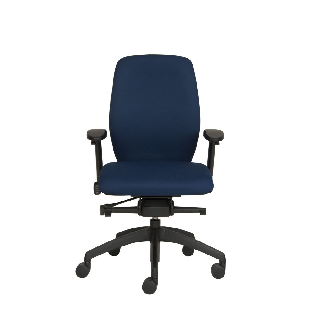 Positiv Plus Medium Back Ergonomic Chair From Posturite