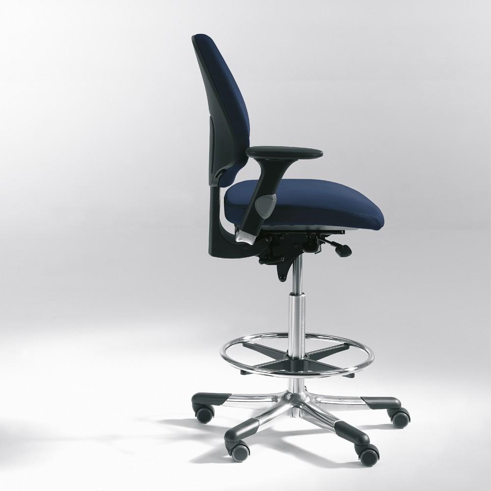 Rh Activ 222 Ergonomic Industrial Chair From Posturite