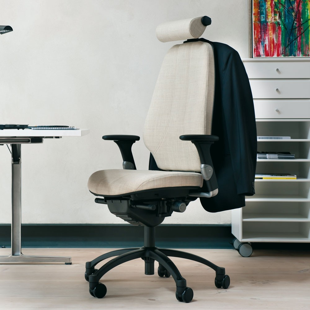 Rh Logic 400 Ergonomic Office Chair From Posturite