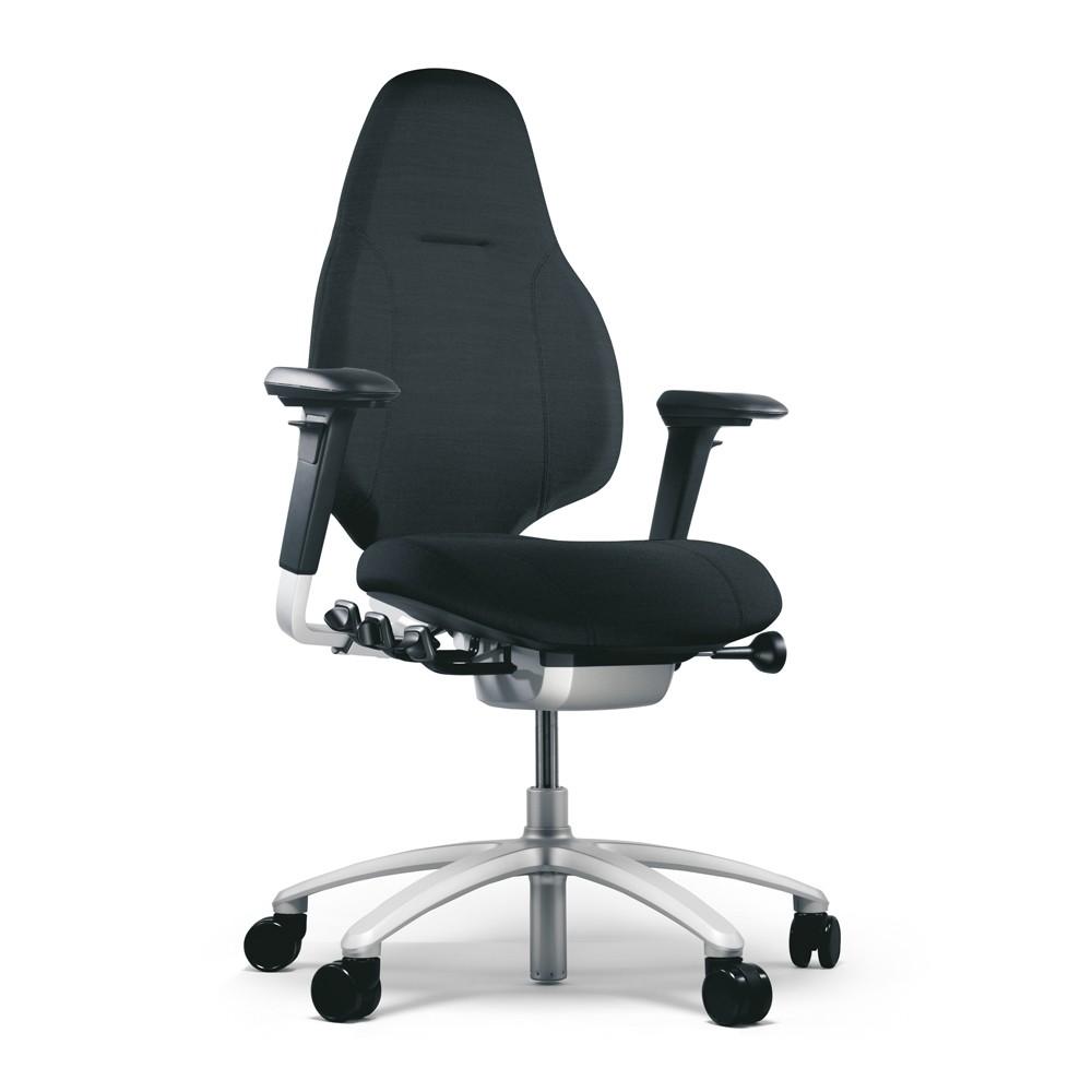 Rh Mereo 220 Silver Ergonomic Chair From Posturite