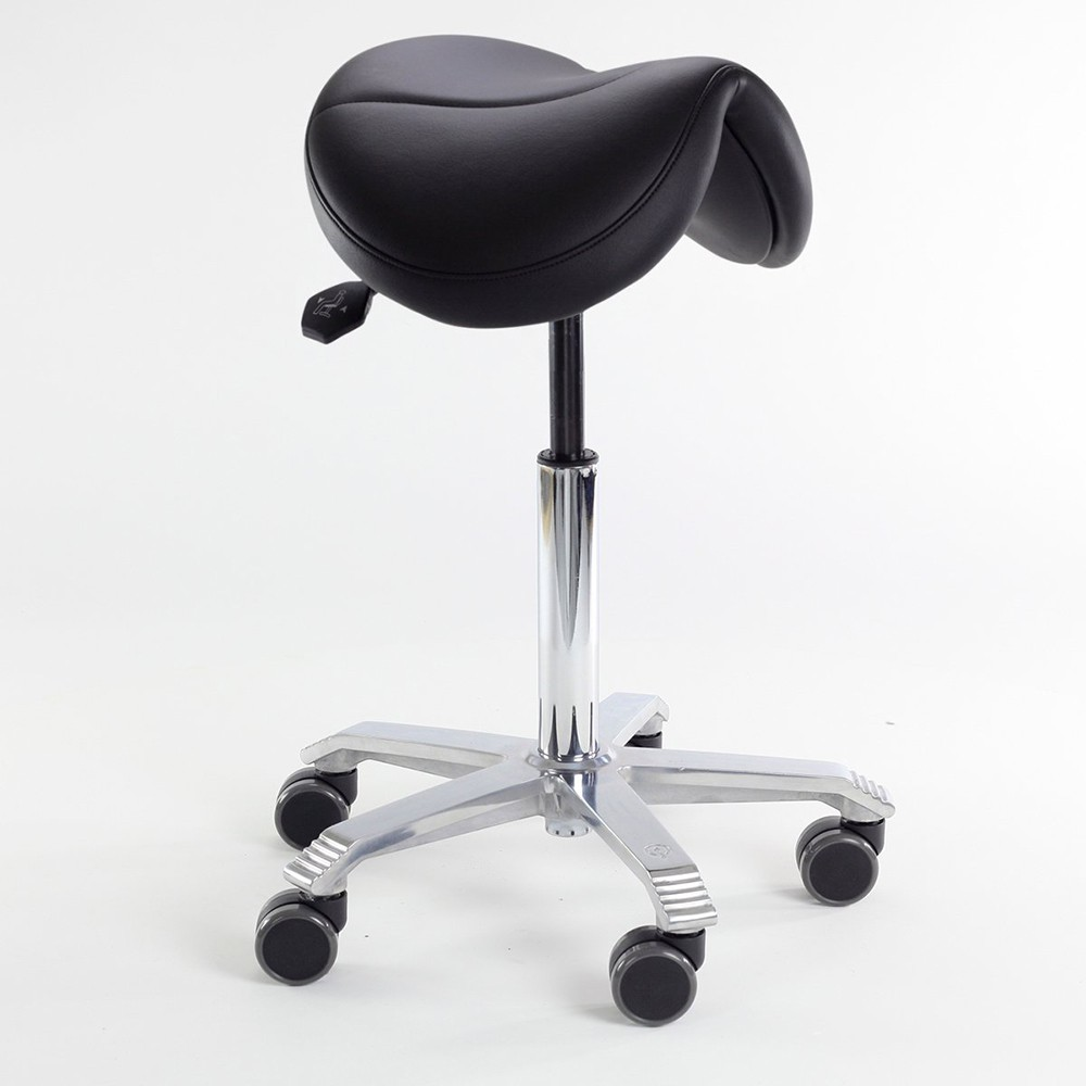 Score Jumper Saddle Stool From Posturite