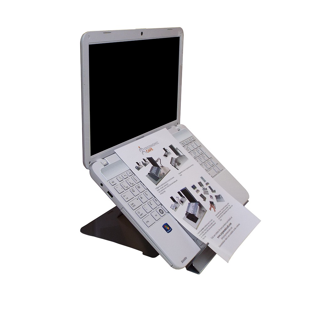 U Top Laptop Stand From Posturite
