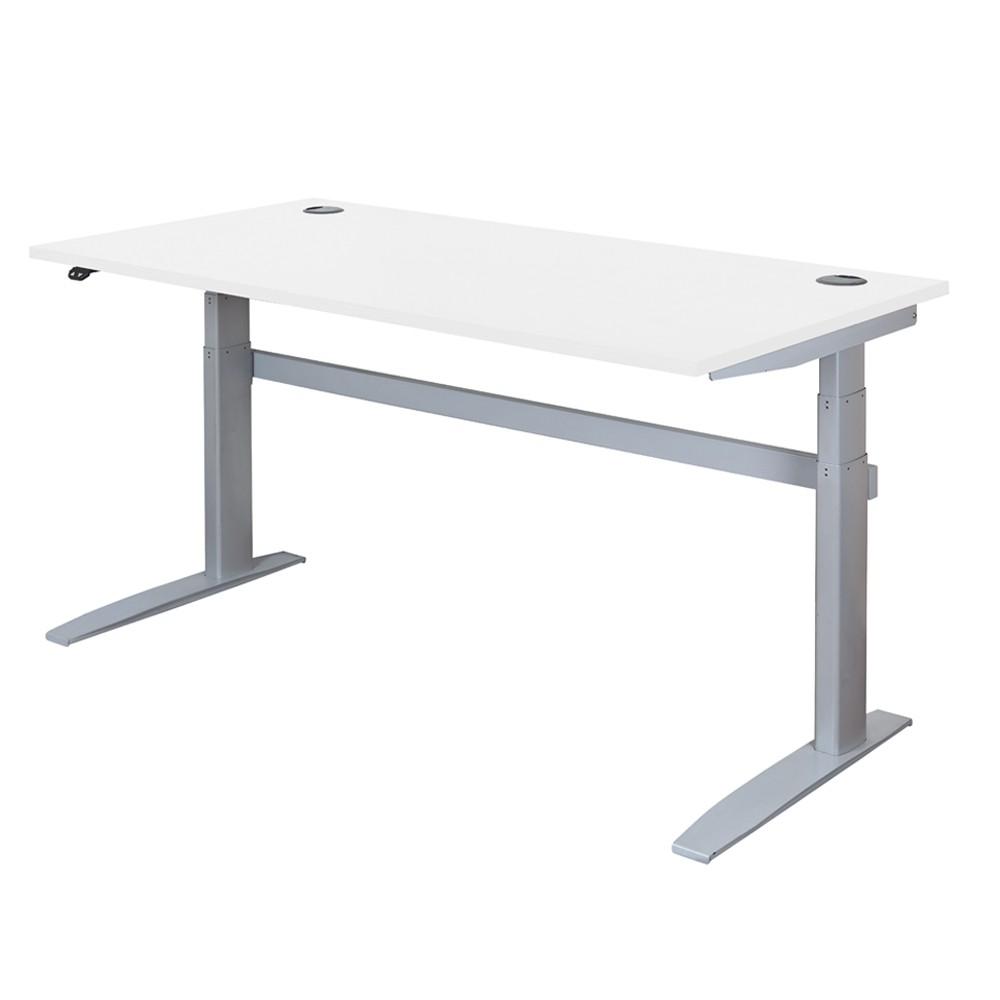 Deskrite 500 Sit Stand Writing Desk From Posturite