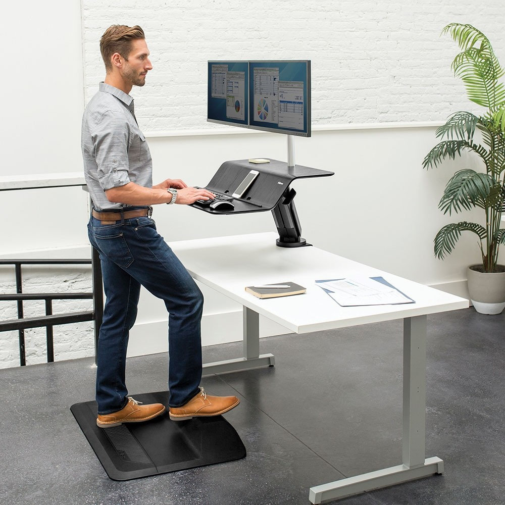 Sit Stand Desk >> Lotus Rt Sit Stand Workstation
