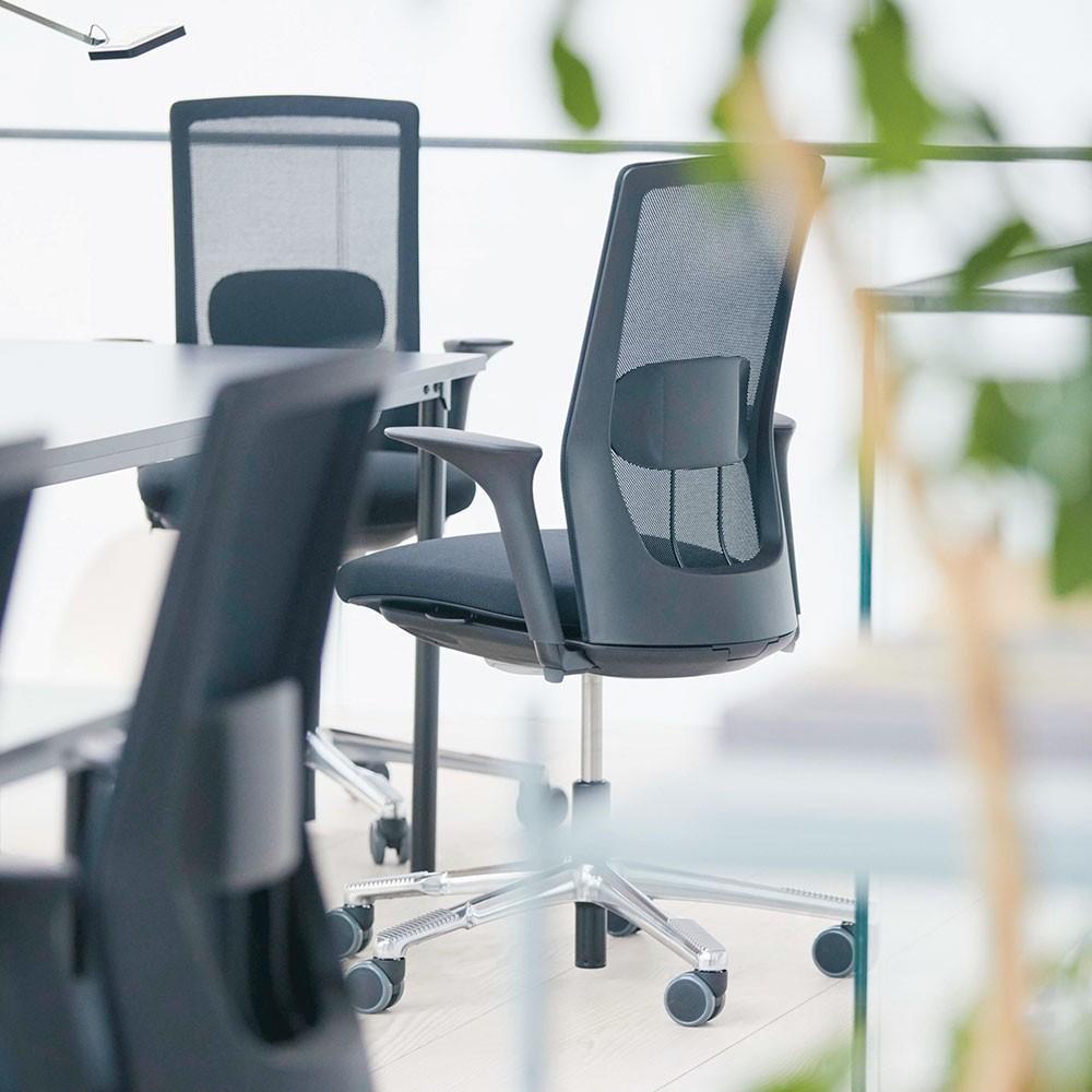 Phenomenal Hag Futu Mesh Ergonomic Chair Machost Co Dining Chair Design Ideas Machostcouk