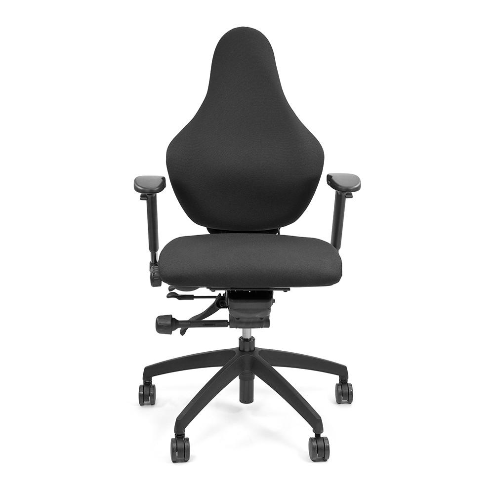 Positiv Plus Slim Back Ergonomic Chair From Posturite