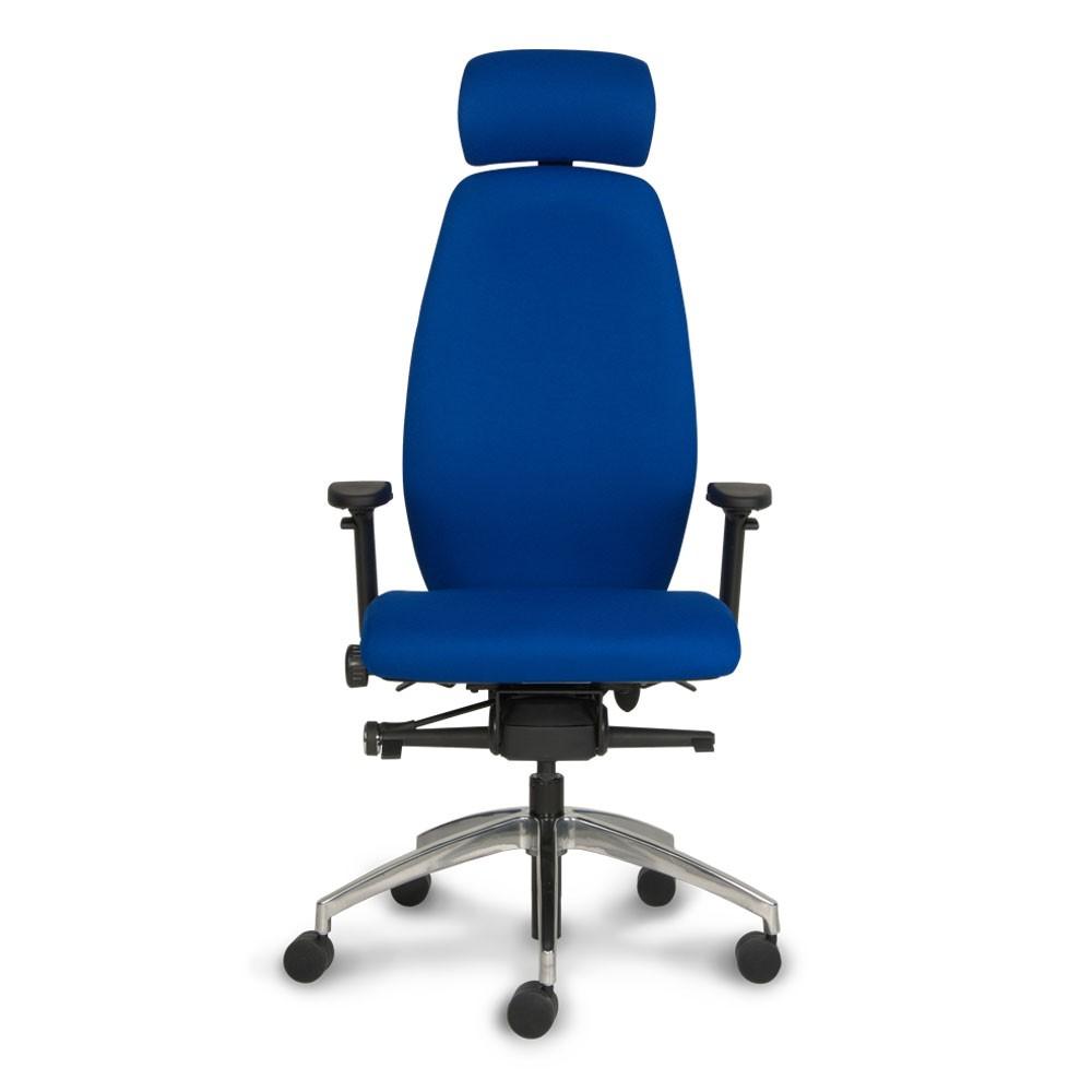 Positiv Plus High Back Ergonomic Chair From Posturite