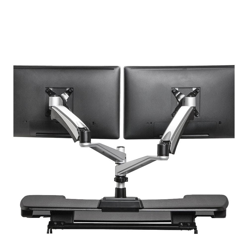 Varidesk Monitor Arms From Posturite