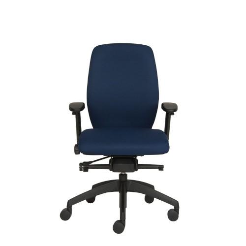 Positiv Plus Medium Back Ergonomic Chair From Posturite