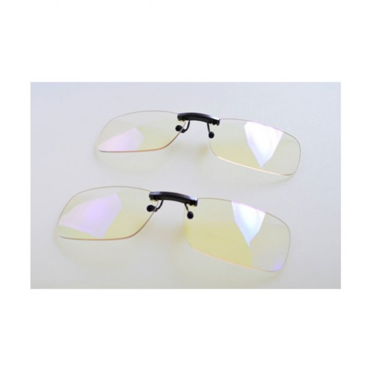 Ocushield Anti Blue Light Clip-On Glasses