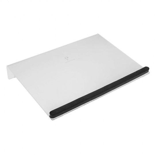 DeskRite 100 Document Holder and Writing Slope - front angle view