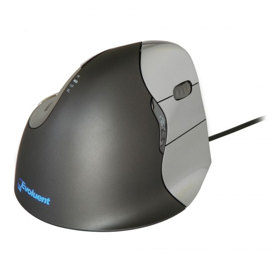 Evoluent VerticalMouse 4 - right hand - wired