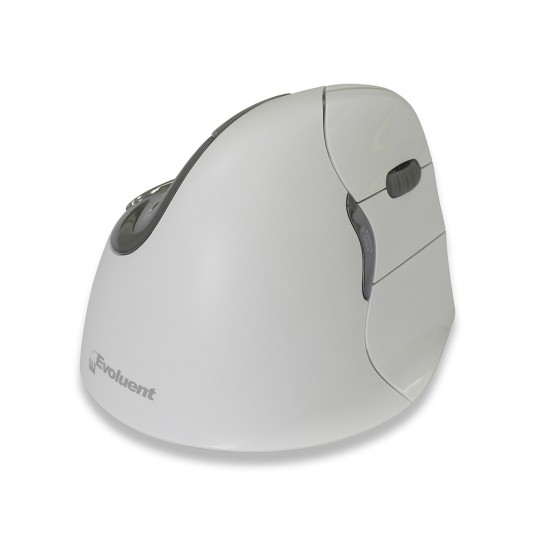 Evoluent VerticalMouse 4 Mac Bluetooth (right handed) White
