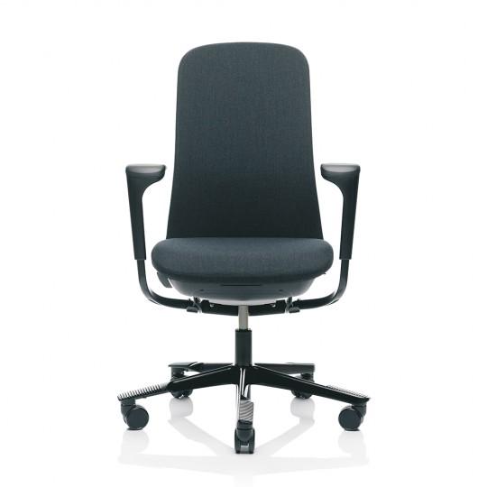 HAG SoFi 7310 Black Frame High Back Task Chair