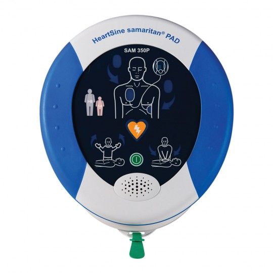 Heartsine 350P Defib Unit