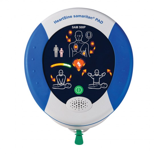Heartsine 500P Defib Unit
