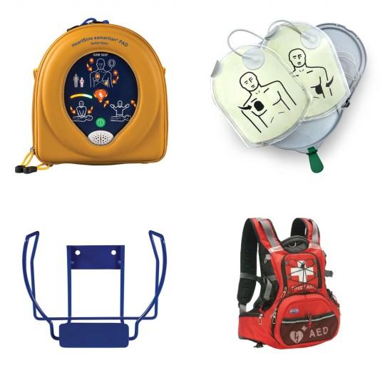 HeartSine AED Accessories