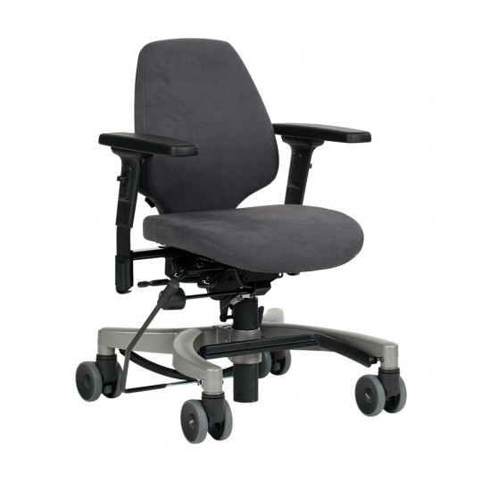 Hepro G2 Aktiv - Manual Lift Chair - angle view