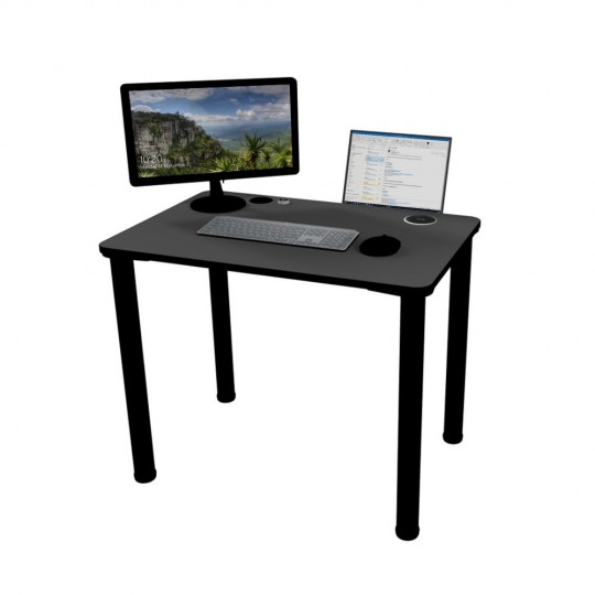 Homeworker Desk - Black