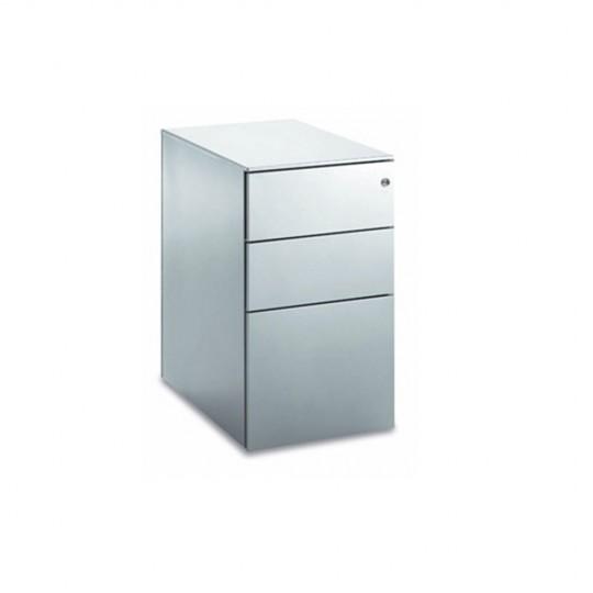 Kumi Steel Desk Pedestal