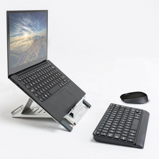 Posturite Laptop Workstation Package Deal - lifestyle shot