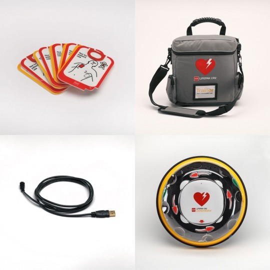 LIFEPAK CR2 AED Accessories