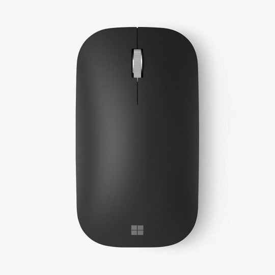 Microsoft Modern Mobile Bluetooth Mouse - birdseye view