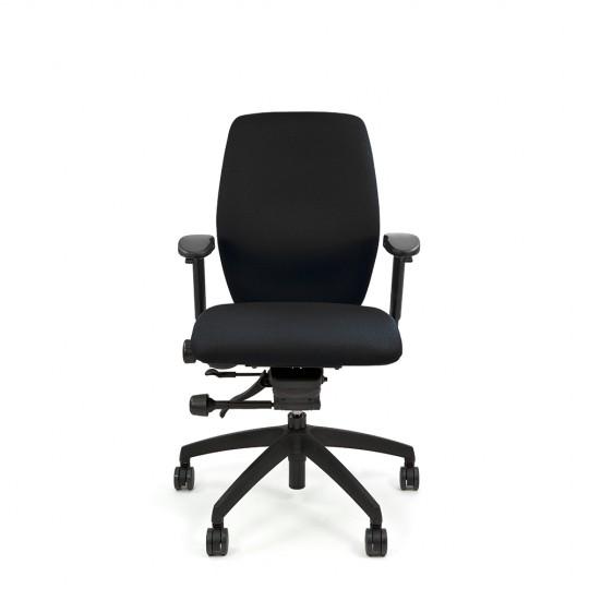 Positiv Plus Medium Back (including armrests) - Black