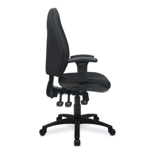 Positiv U600 Ind Task Chair (medium back)