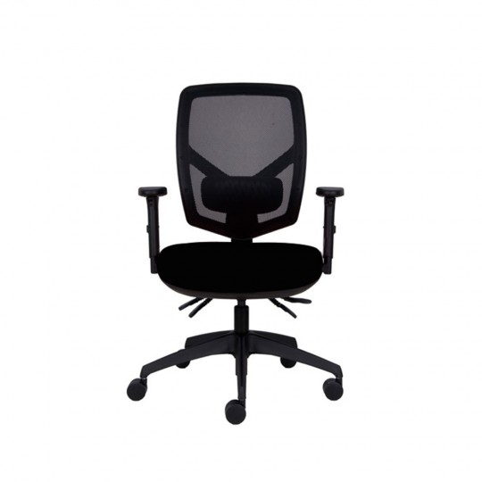 Positiv P-Sit Mesh Back Ergonomic Chair - front view