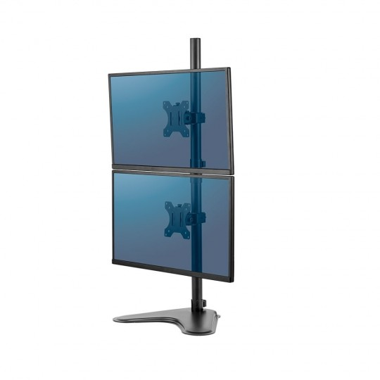 Professional Series™ Freestanding Dual Stacking Monitor Arm
