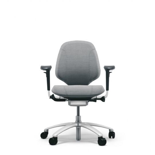 RH Mereo 200 Silver (medium back) Ergonomic Office Chair