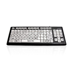 Accuratus Monster 2 High Contrast Keyboard