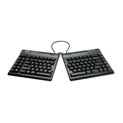 Kinesis Freestyle2 Keyboard - US Layout - birdseye view