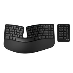 Sculpt Ergonomic Desktop Wireless Keyboard and Numberpad