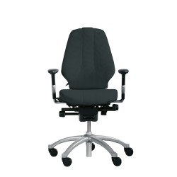 RH Logic 300 (including 8S armrests) - Black