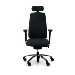 RH New Logic 220 (including armrests/neckrest) - front view
