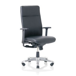 HÅG Tribute Chair - Black - with armrests & casters
