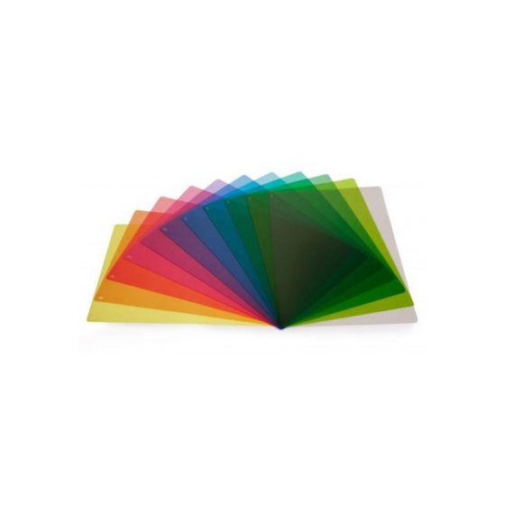 Coloured A4 Overlay