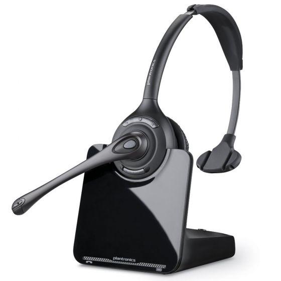 Plantronics CS510 Wireless Monaural Headset & Lifter