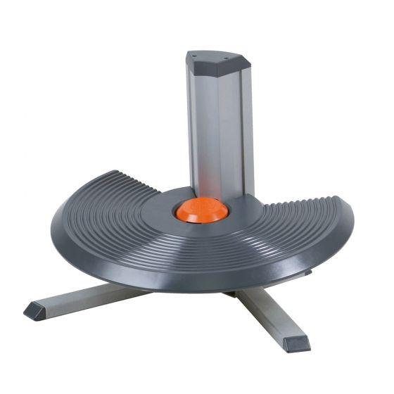 Discus Footrest 150 - front angle view
