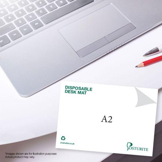 Disposable Desk Mat A2 (40 Sheets)