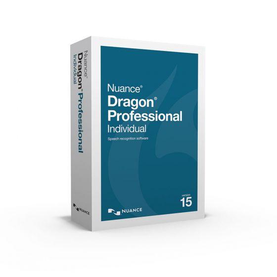 Dragon Professional Individual v15 (UK)