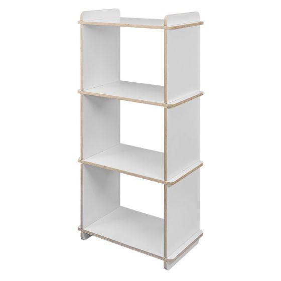 Smart Slot Large Bookshelf - angle view